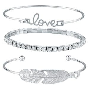 Jewelry - ⭕️Mix&Match SALES Cute Bracelet Set